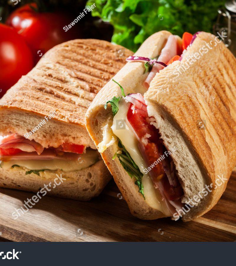 Sandwiches - Panini